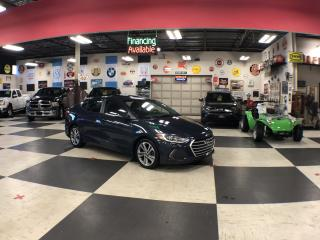 Used 2017 Hyundai Elantra GLS AUTO P/SUNROOF CAMERA A/C H/SEAT BLUETOOTH for sale in North York, ON