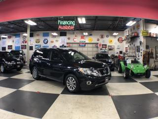 Used 2015 Nissan Pathfinder SV AUTO 4WD 7PASS A/C H/SEATS CRUISE BLUETOOTH for sale in North York, ON
