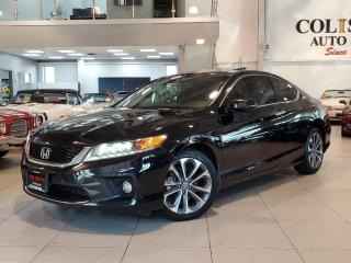 Used 2013 Honda Accord EX-L-V6-AUTO-NAVIGATION-CAMERA-LEATHER-SUNROOF for sale in Toronto, ON