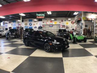 Used 2017 Honda Civic HATHBACK SPORT AUT0 SUNROOF CAMERA BLUETOOTH 85K for sale in North York, ON