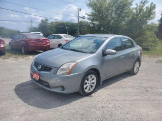 Used 2012 Nissan Sentra S for sale in Stouffville, ON