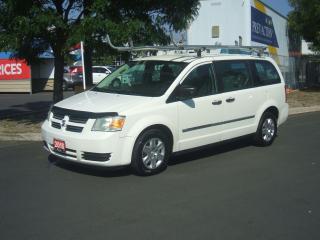 Used 2010 Dodge Grand Caravan C/V    LADDER RACK    SHELVES    DIVIDER for sale in York, ON