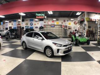Used 2018 Kia Rio LX AUTO A/C CRUISE BLUETOOTH H/SEAT CAMERA for sale in North York, ON