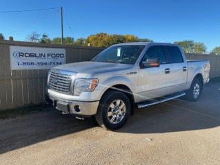Used 2011 Ford F-150 XLT for sale in Roblin, MB