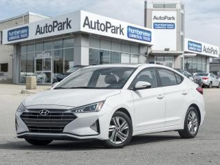 Used 2019 Hyundai Elantra Preferred SUNROOF|BACKUP CAM|HEATED SEATS|PUSH START for sale in Mississauga, ON