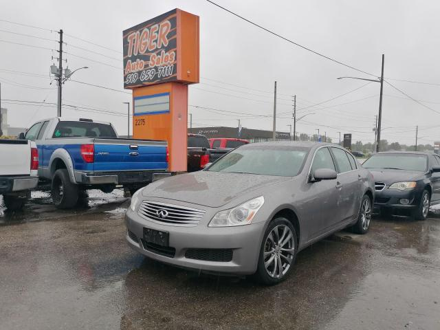 2008 Infiniti G35 X*AWD*ONLY 113KMS*LEATHER*ROOF*CERTIFIED