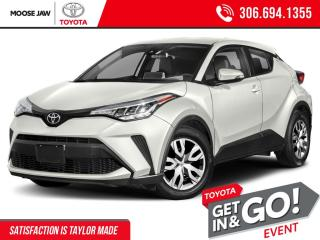 New 2021 Toyota C-HR XLE Premium for sale in Moose Jaw, SK
