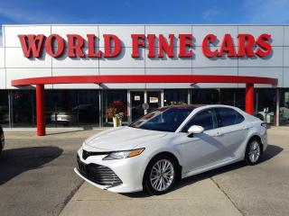 Used 2018 Toyota Camry XLE | Accident Free! | *1-Owner* | Ontario Local for sale in Etobicoke, ON