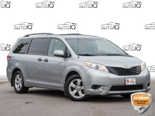 Used 2011 Toyota Sienna V6 7 Passenger As Traded Special! for sale in Welland, ON