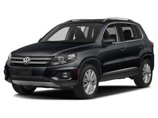 Used 2015 Volkswagen Tiguan for sale in Ancaster, ON