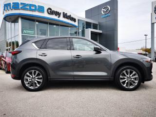 Used 2019 Mazda CX-5 Signature for sale in Owen Sound, ON