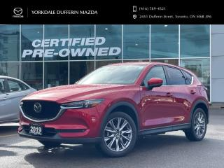 Used 2019 Mazda CX-5 GT AWD 2.5L I4 CD at for sale in York, ON