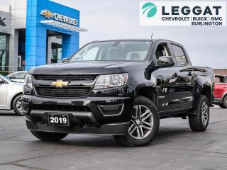 Used 2019 Chevrolet Colorado WT Work Truck for sale in Burlington, ON