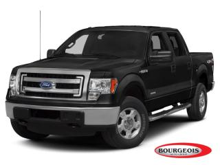 Used 2013 Ford F-150 FX4 for sale in Midland, ON
