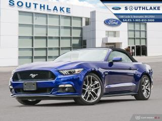 Used 2016 Ford Mustang GT Premium AUTO|CONVERTIBLE for sale in Newmarket, ON