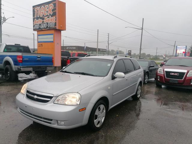 2005 Chevrolet Optra LS*ONLY 83KMS*LOW KMS*RUNS WELL*AS IS SPECIAL