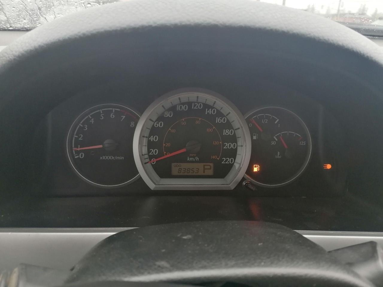 2005 Chevrolet Optra