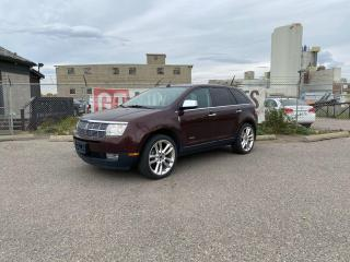 Used 2010 Lincoln MKX MKX | EXTRA Clean!! $0 DOWN - EVERYONE APPROVED!! for sale in Calgary, AB