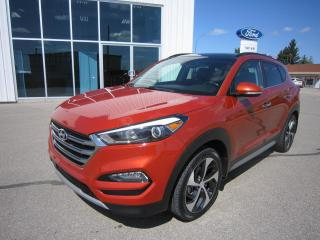 Used 2017 Hyundai Tucson Limited Ultimate for sale in Southey, SK