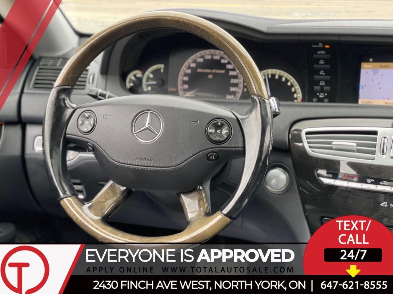 2009 Mercedes-Benz CL550