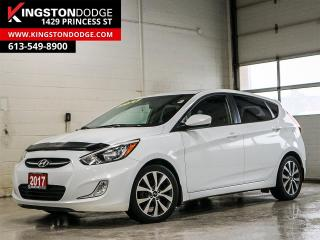 Used 2017 Hyundai Accent GL | One Owner | Sunroof | Heated Seats | for sale in Kingston, ON