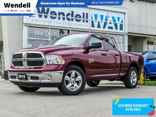 Used 2019 RAM 1500 Classic ST SXT PLUS 1 OWNER for sale in Kitchener, ON