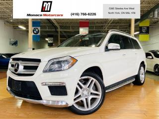 Used 2013 Mercedes-Benz GL-Class GL 450 AMG PKG - NAVI |PANO |CAM |BLIND SPOT for sale in North York, ON