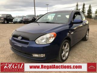 Used 2008 Hyundai Accent SE for sale in Calgary, AB