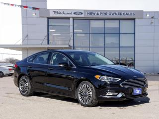 Used 2017 Ford Fusion SE 202A | NAV | ROOF | HTD LEATHER | AWD for sale in Winnipeg, MB