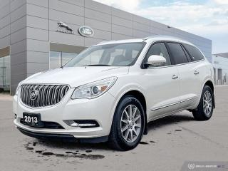 Used 2013 Buick Enclave Leather * Free Winter Tires * for sale in Winnipeg, MB