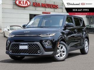 New 2022 Kia Soul EX *Heated Steering Wheel! for sale in Winnipeg, MB