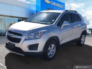 Used 2015 Chevrolet Trax LT  AWD   Rear View Camera   Bose Speakers   Bluetooth for sale in Winnipeg, MB