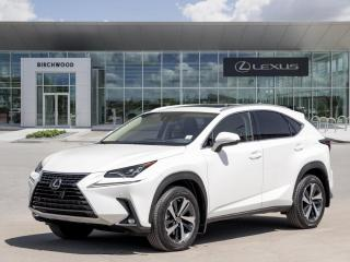 New 2021 Lexus NX 300h Executive for sale in Winnipeg, MB
