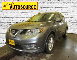 Used 2016 Nissan Rogue SV for sale in Peterborough, ON