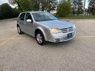 Used 2009 Volkswagen City Golf LOW KM Golf CITY 2.0L Auto for sale in Winnipeg, MB