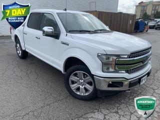 Used 2019 Ford F-150 Lariat | ONE OWNER | CLEAN CARFAX | ALLOYS | MAX TRAILER TOW PKG | REMOTE START | for sale in Barrie, ON