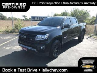 Used 2021 Chevrolet Colorado Z71**CREW CAB**4X4**TOUCH SCREEN**BACK UP CAMERA** for sale in Tilbury, ON