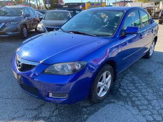 Used 2007 Mazda MAZDA3 GX for sale in Vancouver, BC