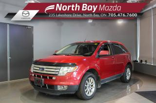 Used 2010 Ford Edge SEL FWD AS IS - Auto - Cruise - A/C for sale in North Bay, ON