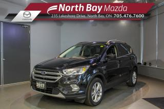 Used 2017 Ford Escape SE 4WD - Heated Seats - Power Driver Seat - Backup Cam for sale in North Bay, ON