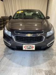 Used 2016 Chevrolet Cruze Limited 1LT for sale in Windsor, ON