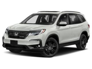 New 2022 Honda Pilot Black Edition for sale in Timmins, ON
