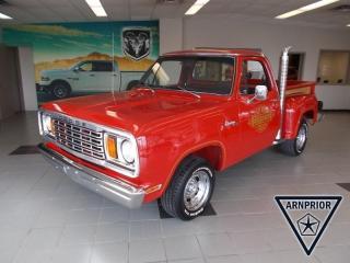 Used 1978 Dodge Adventurer Lil Red Wagon for sale in Arnprior, ON