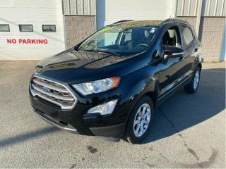 Used 2020 Ford EcoSport SE FWD with Apple Car Play & Android Auto for sale in Kentville, NS
