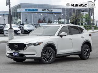 Used 2020 Mazda CX-5 GS 0.99% FINANCE AVAILALBE| ONE OWNER| NO ACCIDENT for sale in Mississauga, ON