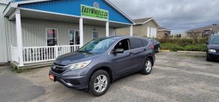 Used 2015 Honda CR-V LX for sale in New Liskeard, ON