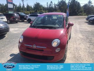 Used 2014 Fiat 500 Pop for sale in Church Point, NS