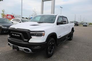 Used 2019 RAM 1500 5.7L Rebel for sale in Whitby, ON