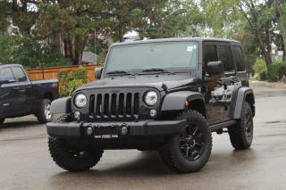 Used 2018 Jeep Wrangler JK Unlimited Sport for sale in Mississauga, ON