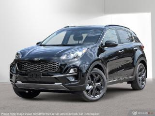 New 2022 Kia Sportage EX S for sale in Kitchener, ON